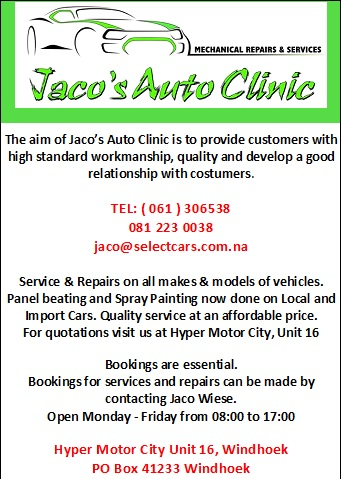 North State Auto >> Jaco's Auto Clinic - DP Directories