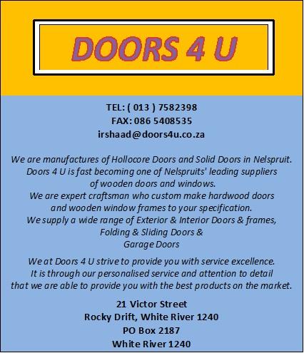 Doors 4 U - DP Directories